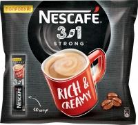 """Кофе """"Nescafe 3 в 1 крепкий"""" 20 пакетиков"""
